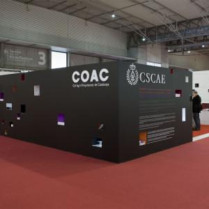 stand CSCAE-COAC Construmat 2011