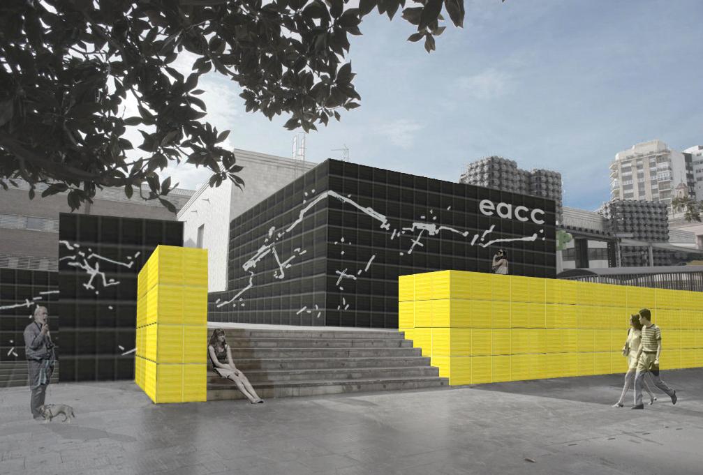 concurs- façana Centre Art Contemporani de Castello de la Plana